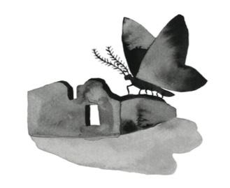 Papillon de Léa Djeziri