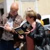 Nomades, ici avec Jean-Michel Payet et ses carnets.