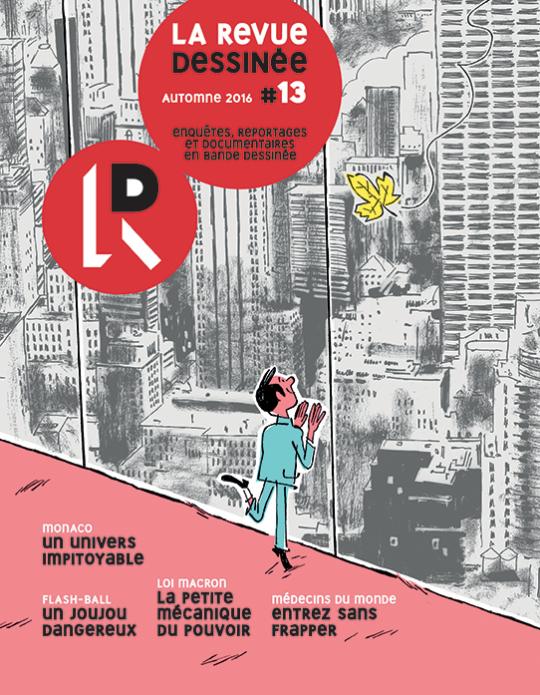 La revue dessinée septembre 2016