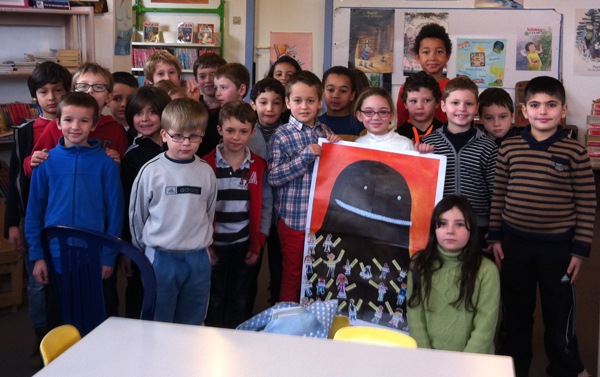 Une classe autour de l'Ogre