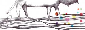Chat et couleurs par Carole Chaix.
