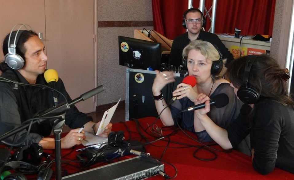 Interview radio Évreux.