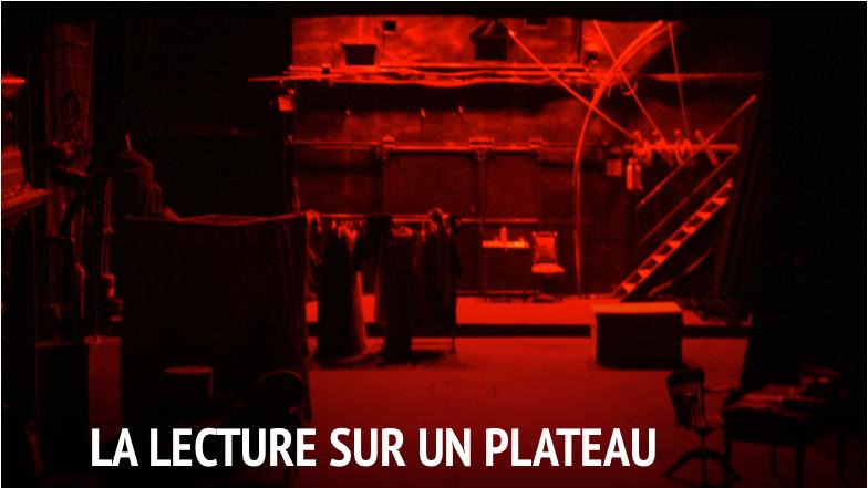Plateau lecture