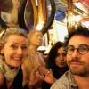 … et un selfie au Café du Palais avec les copains, souvenirs…