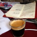Pause café.