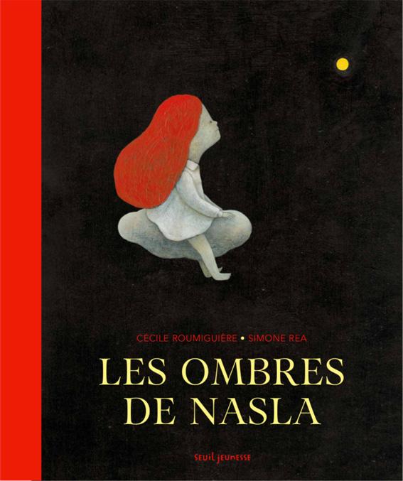 Les ombres de Nasla, couverture